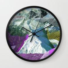 Experiment am Berg 17 Wall Clock