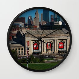 Union Station Kansas City Wall Clock