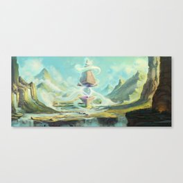 Temple of Air Canvas Print