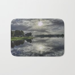 Caloosahatchee at Daybreak Bath Mat