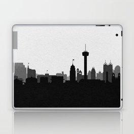 City Skylines: San Antonio (Alternative) Laptop & iPad Skin