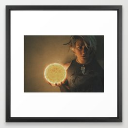 Hidden Powers Framed Art Print