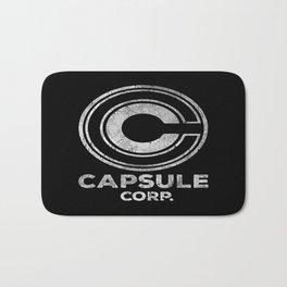 Capsule Corp. Bath Mat