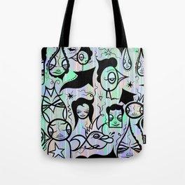 Feel The Happy Tote Bag