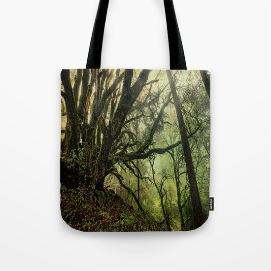The octopus tree Tote Bag