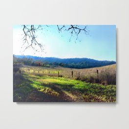 Grant Ranch Trail Metal Print