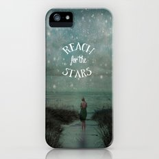 Reach for the Stars Slim Case iPhone (5, 5s)