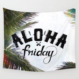Aloha Friday! Wall Tapestry