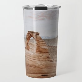 Delicate Arch / Utah Desert Travel Mug