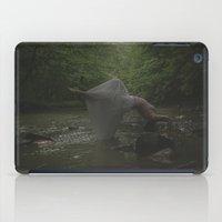 gravity iPad Cases featuring Gravity by Christine VanFonda