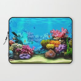 Marine Life Laptop Sleeve