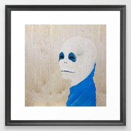 King Demon 3 Framed Art Print