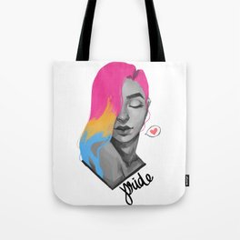 Pan Tote Bag