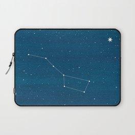 Big Dipper constellation Laptop Sleeve