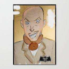 Vincent Price as EggHead Canvas Print