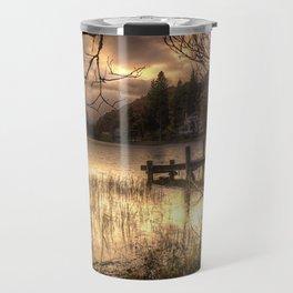 Golden Loch Ard Travel Mug