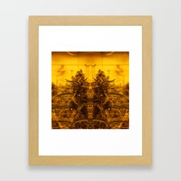 The Horse of Course Framed Art Print