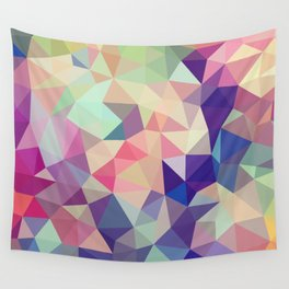 Jelly Bean Tris Wall Tapestry