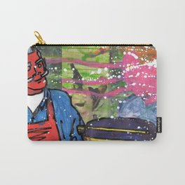 Demon Jaques and the Julia Specter Carry-All Pouch