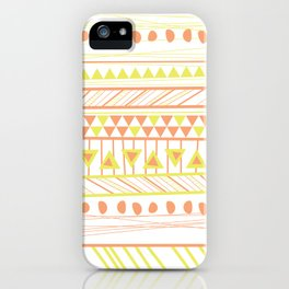 LIME AFRICA iPhone Case