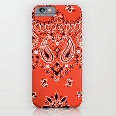 red bandana Slim Case iPhone 6