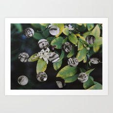 SELL SELL SELL Art Print