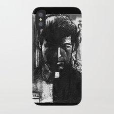 Sinner/ Saint  iPhone X Slim Case