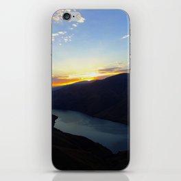 River Sunrises iPhone Skin