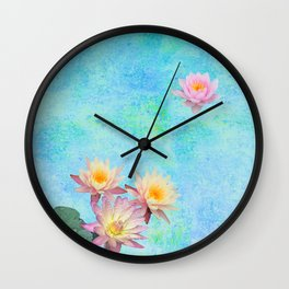 The thing about memory is that it's there. Wall Clock