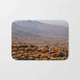 Above Cusco Bath Mat
