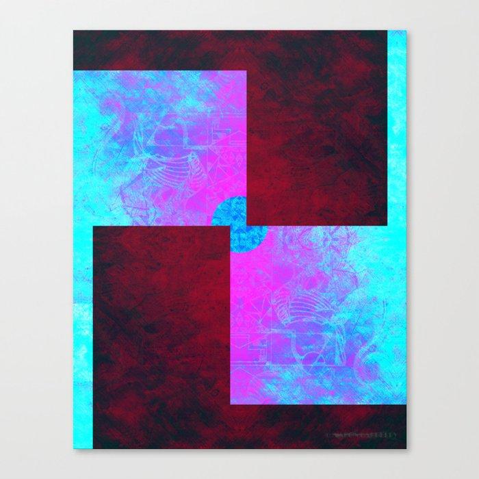 Sybaritic I Canvas Print