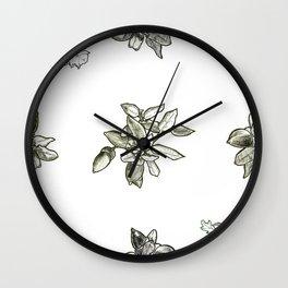 Quercus (big) Wall Clock