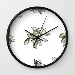 Quercus (big) Wall Clock