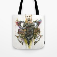 The Antagonist Tote Bag