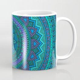 Hippie mandala 92 Coffee Mug