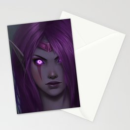 Morgana's eyes Stationery Cards