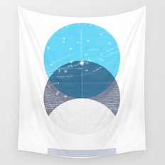 Eclipse IV Wall Tapestry