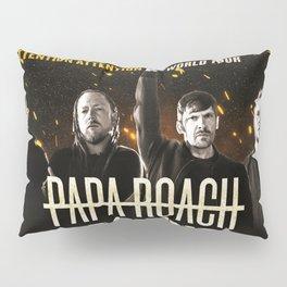 papa roach shine tour 2019 down halim Pillow Sham