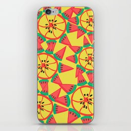Watermelon Sun iPhone Skin