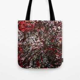 Encaustic Series - Gunshot Tote Bag