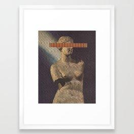109. Framed Art Print
