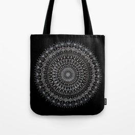 Star sky Mandala Tote Bag