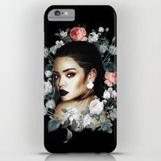 Floral Rihanna iPhone 6s Plus Slim Case