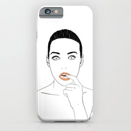 All i want is you iPhone Case