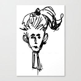 Girlkind Canvas Print