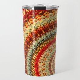 Mandala 321 Travel Mug