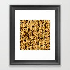 Panthers. Framed Art Print