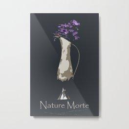 Nature Morte Metal Print