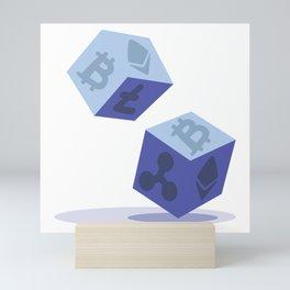 Cryptodice Mini Art Print