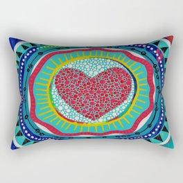 pass it on Rectangular Pillow